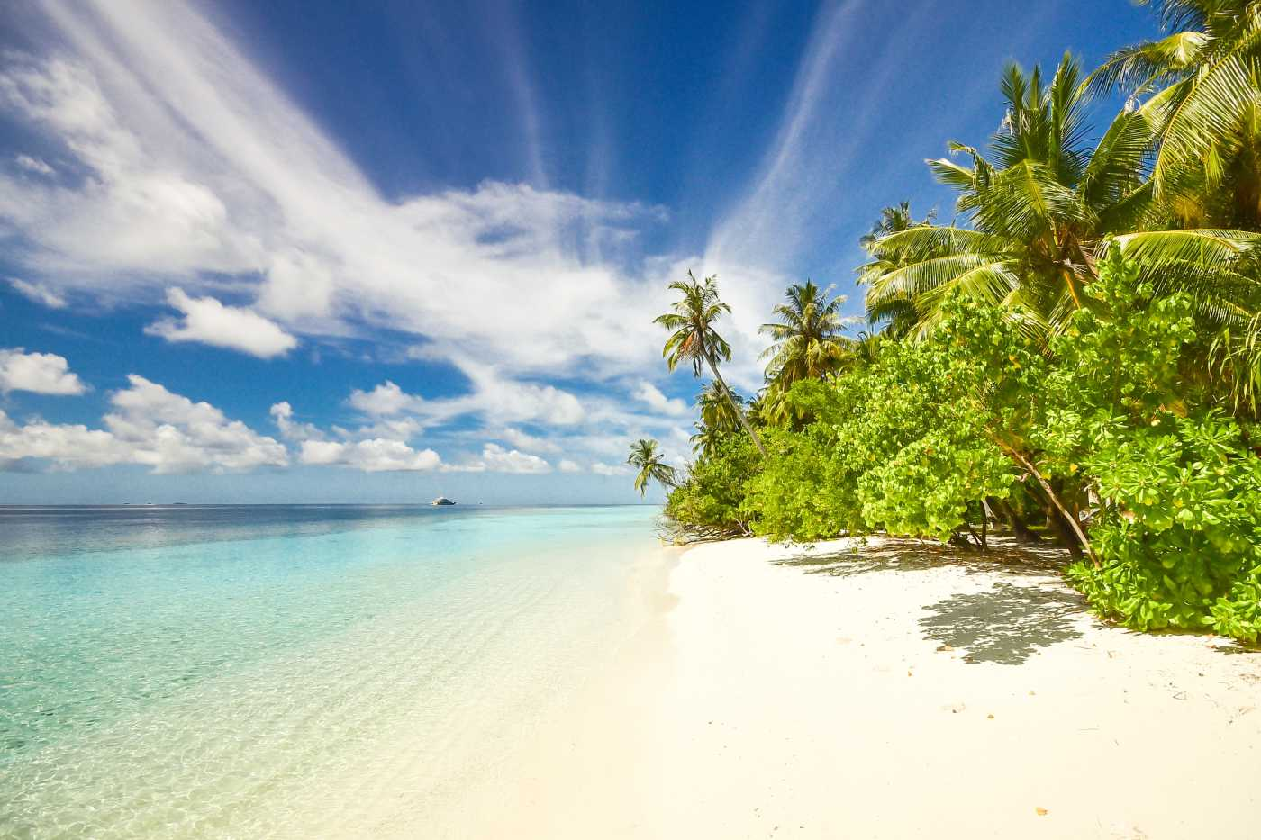 top island beaches