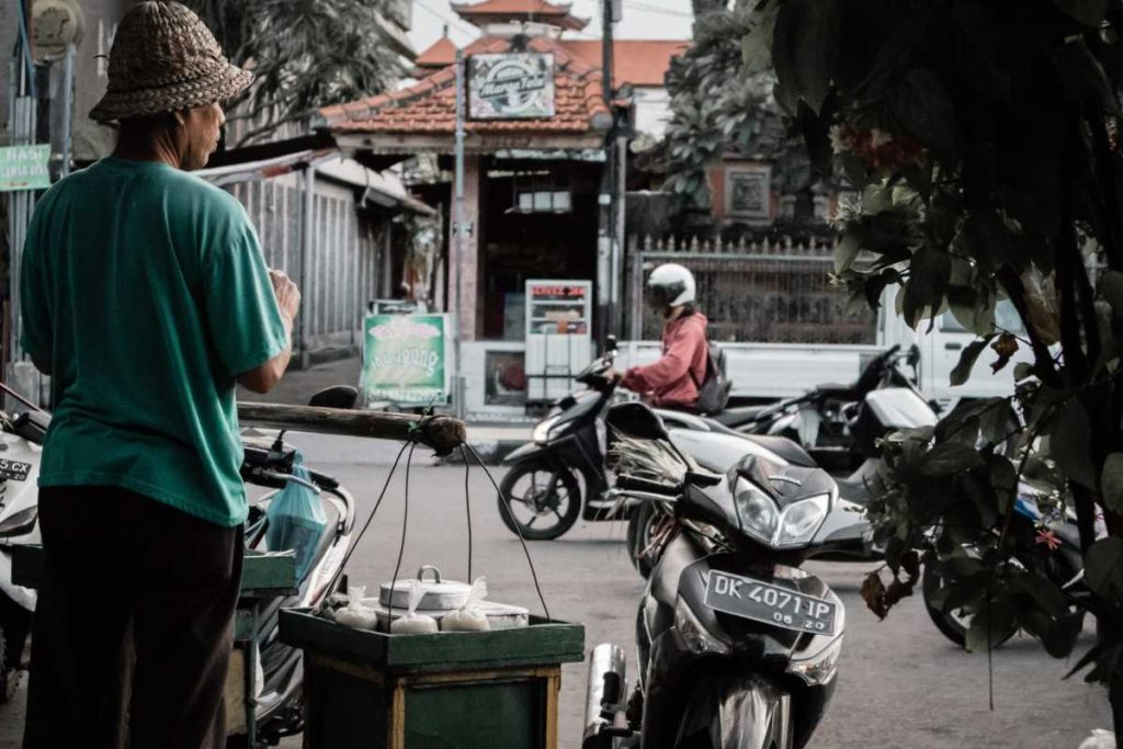 indonesia scooter