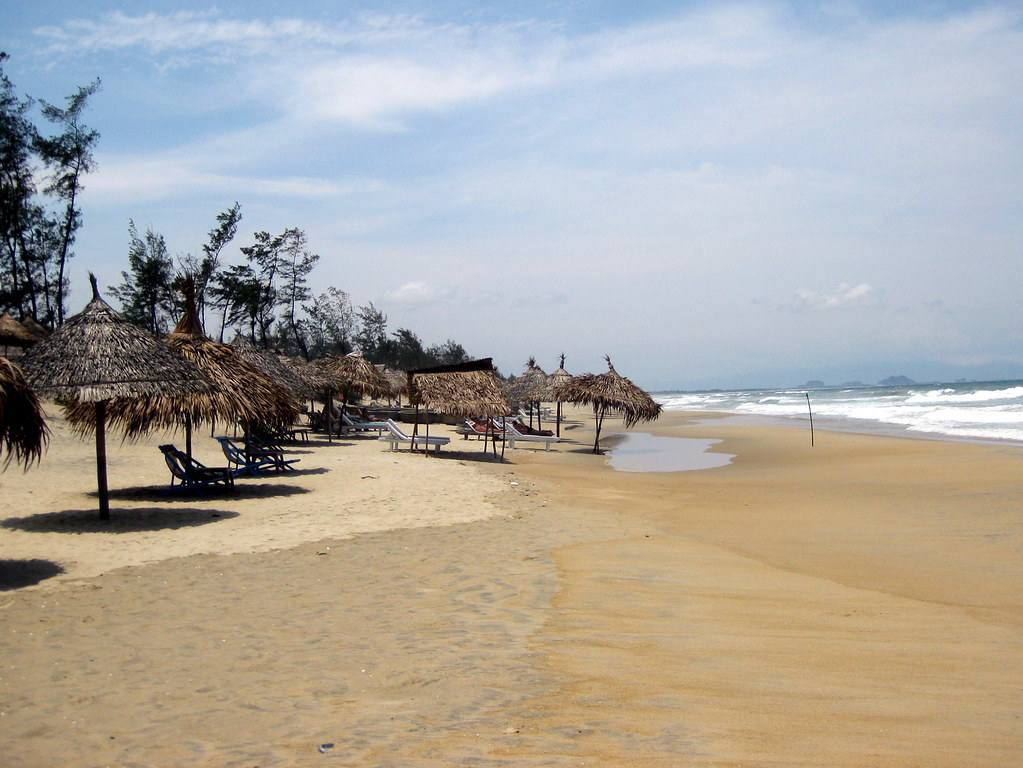 An Bang Beach - Hoi An, Da Nang beach